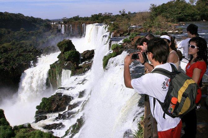Full Day Iguassu Falls Both Sides - Brazil and Argentina