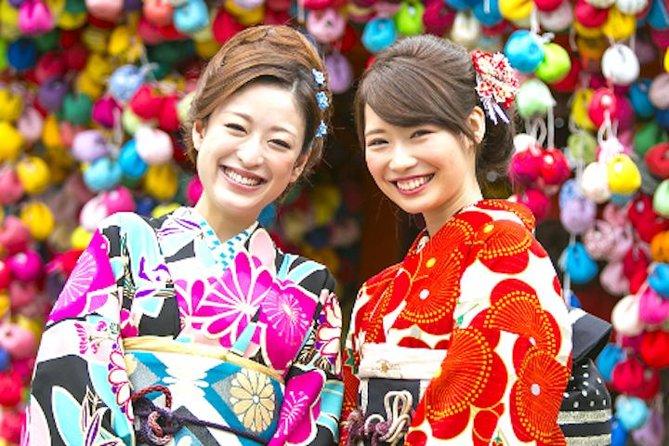 Authentic Kimono Plan in Kyoto