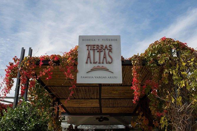 'Bodega Tierras Altas' Malbec Experience