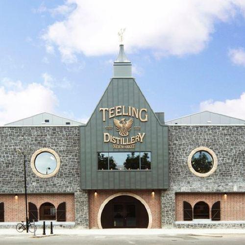 Teeling Whiskey Distillery Tour and Tasting in Dublin