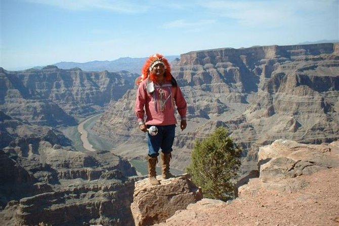 Grand Canyon West Rim Adventure and Skywalk (ADV)