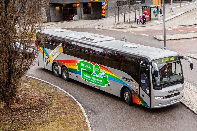 Landvetter Airport Shared Arrival Transfer