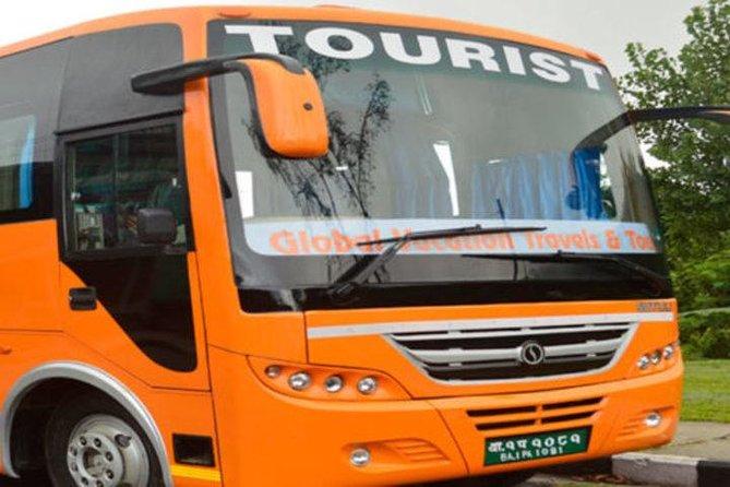 Tourist Bus Pokhara to Kathmandu