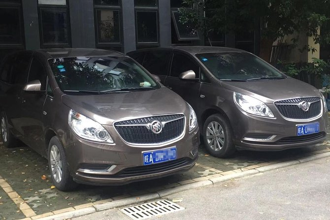 Private Departure Transfer: Hefei Hotel to Hefei Xinqiao Airport (HFE)