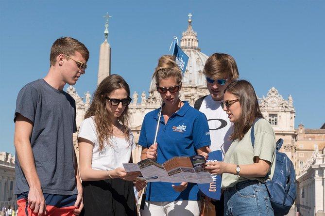 優先チケット:バチカン、システィーナ礼拝堂、サン・ピエトロ大聖堂のツアー