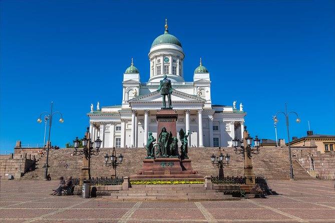 Shore excursion: Helsinki Highlights Sightseeing Guided Tour