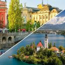 Ljubljana and Bled lake: Full Day Bus Tour from Trieste