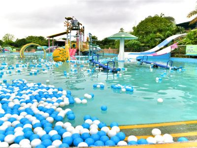 Guilin Luoshan Lake Maya Water Park