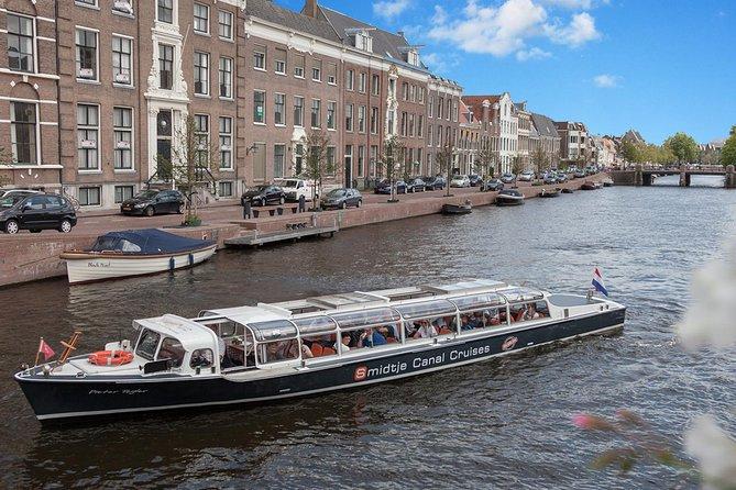 Haarlem: 50 minutes Boat Cruise