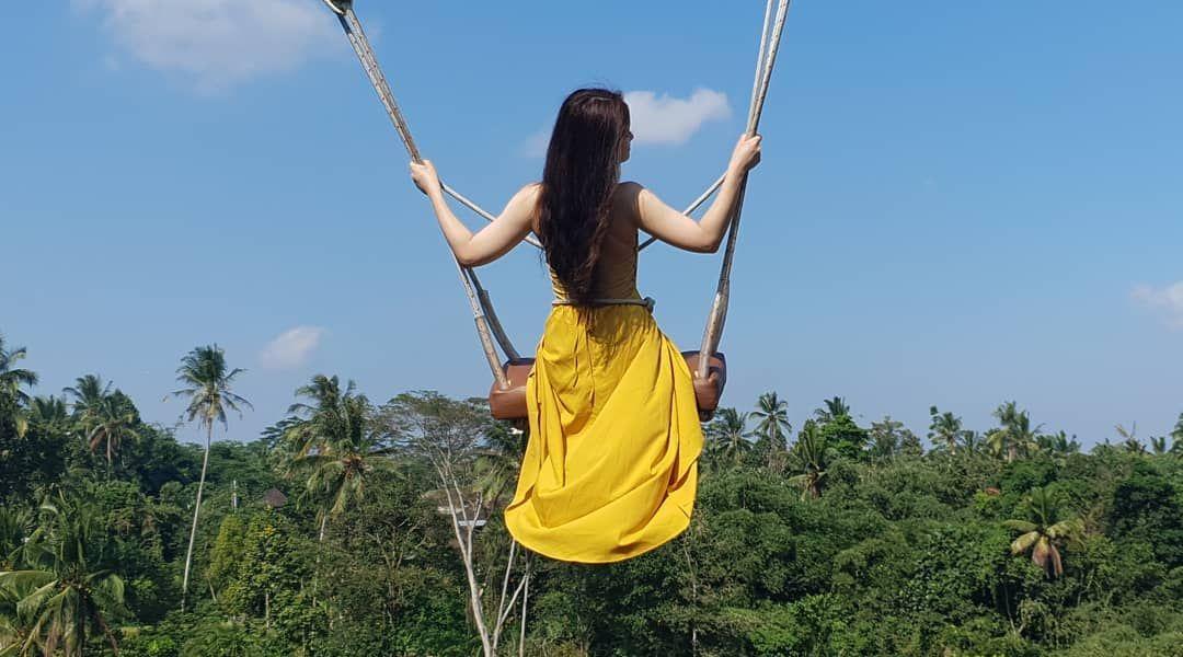 Aloha Ubud Swing Ticket In Bali