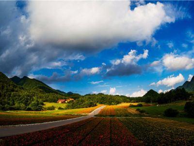 紅池壩国家森林公園