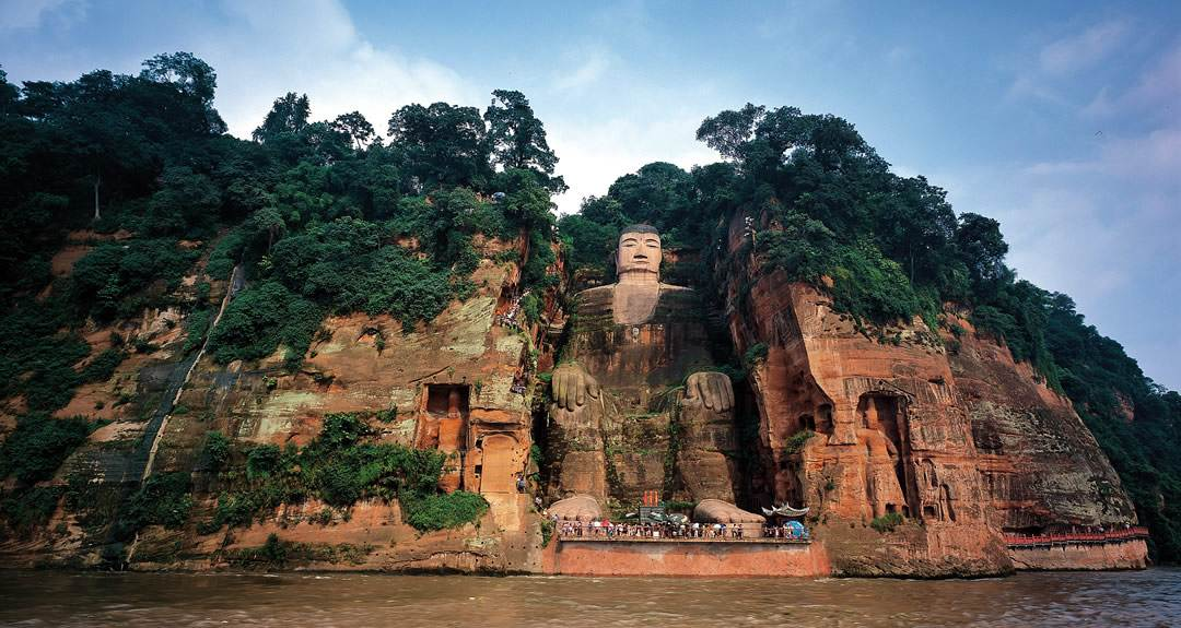 Leshan Giant Buddha 1 Day Tour