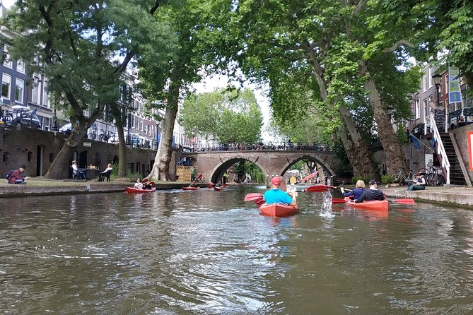 Utrecht Kayak Tour