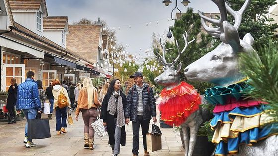 Bicester Village Official Shopping Express Coach Service from London