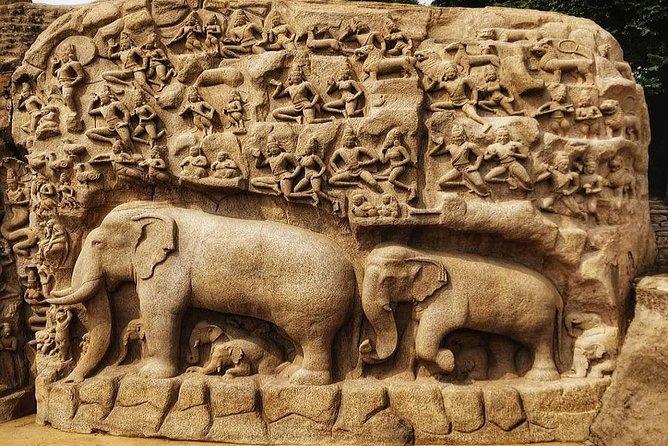 Private Tour to Mahabalipuram from Chennai