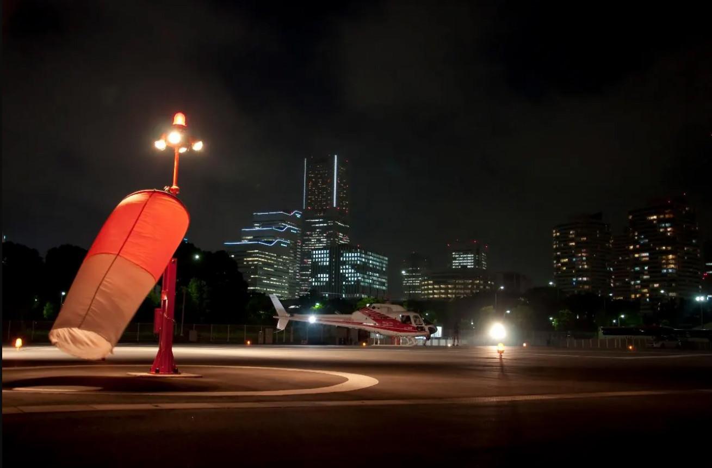 橫濱直升機體驗