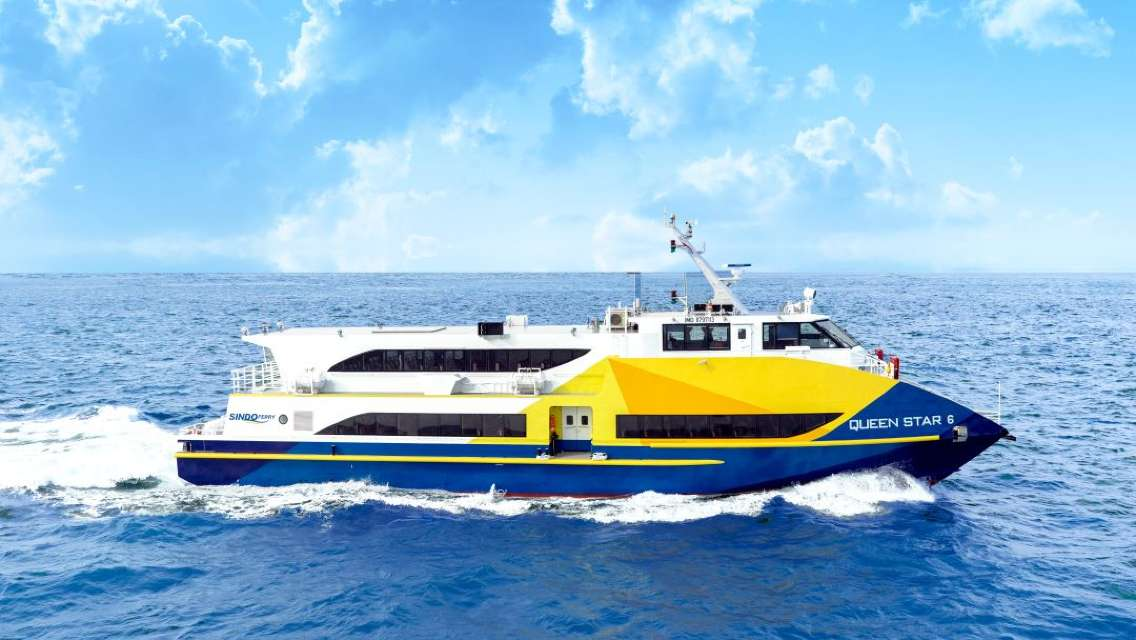 SINDO FERRY Singapore and Batam Round Trip Ferry Ticket (ALL IN)