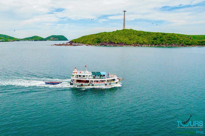 Trip 3 : 3 Island Trip from Phu Quoc