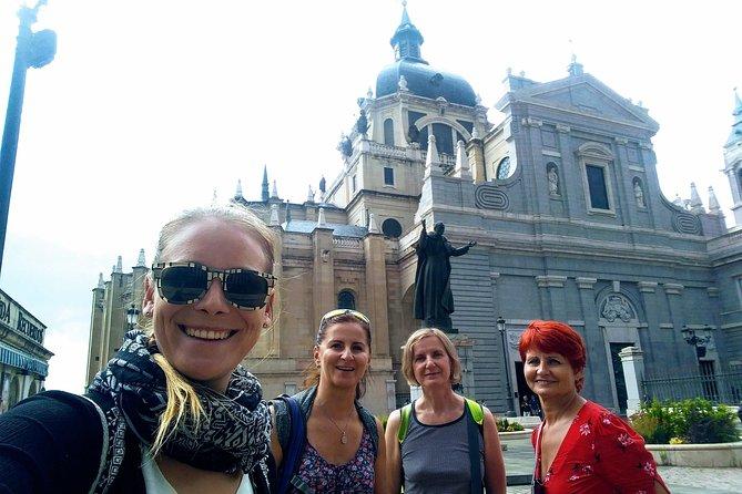 Top walking tour of Madrid