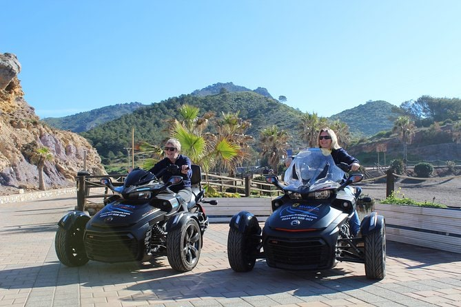 """Can Am Spyder """"The Fun In The Sun Tour"""" - (3 hours, Min of 2 Passengers)"""
