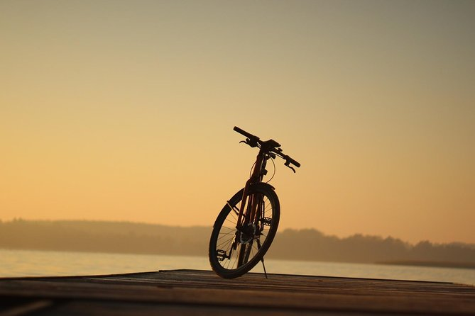 Discovery of the coast by electric bike