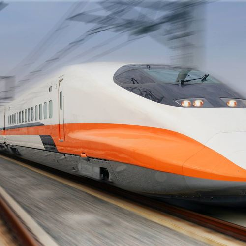 Taiwan High Speed Rail E-Ticket - One-Way Ticket Voucher (Departing from Chiayi)