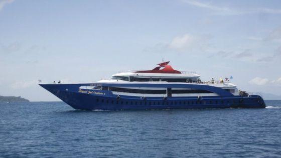 Phuket - Phi Phi Island Ferry Ticket