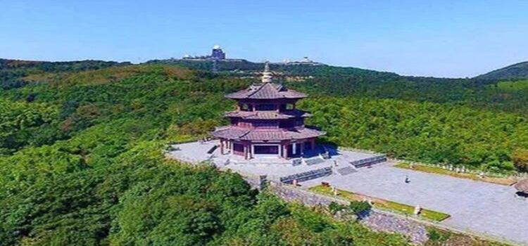 다펑산 셴포구 관광지구1