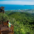 Self-Guided Private Day Tour: Ticket For Yalong Bay Tropical Paradise Forest Park With Chauffeur Service