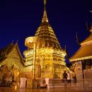 Half Day Umong Temple and Monk Chanting at Doi Suthep Temple ( Private tour)