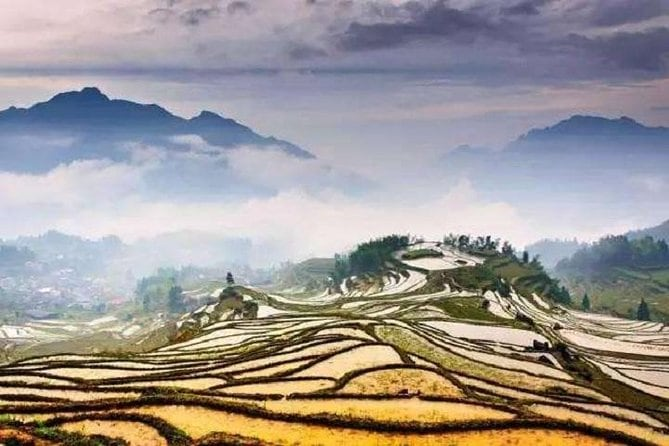 One Day Yunhe Rice Terrace & Countryside Discovery Tour