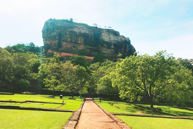 Private day tour to Sigiriya and Dambulla from Negombo