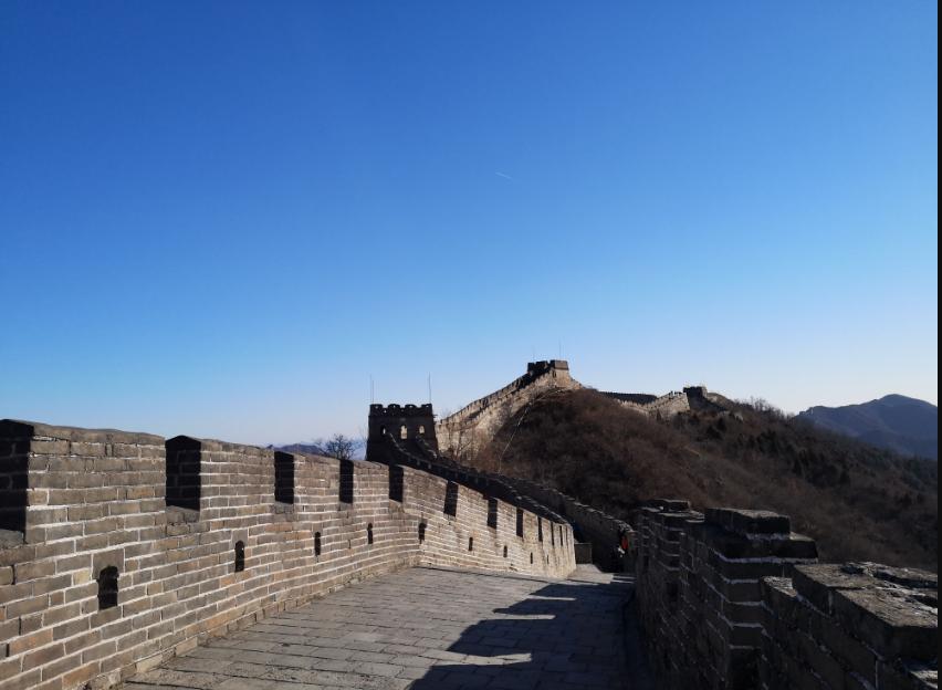 北京慕田峪長城往返巴士+門票(雙層休息室+觀景平台+免費茶水)