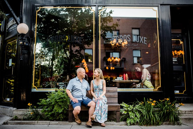 90 Minute Private Vacation Photography Session with Photographer in Montreal