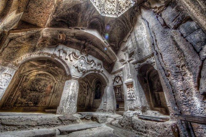 Private Tour to Garni Temple & Geghard Monastery (UNESCO)