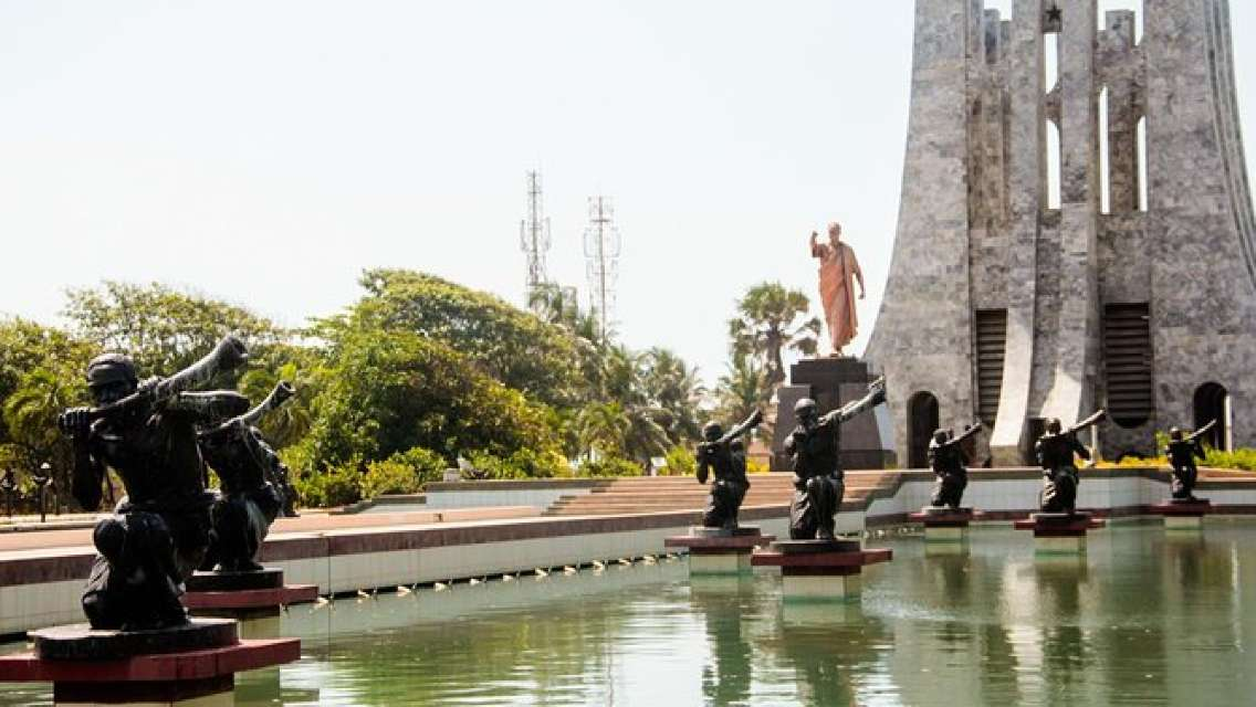 Half Day City Sightseeing Tour In Accra With Local Guide