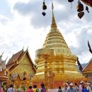 Half Day Doi Suthep Temple and city temples(Private Tour)