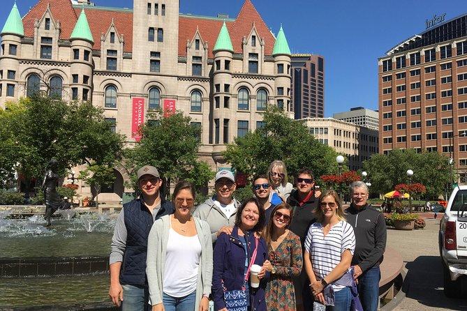 Historic Downtown St Paul Food Tour