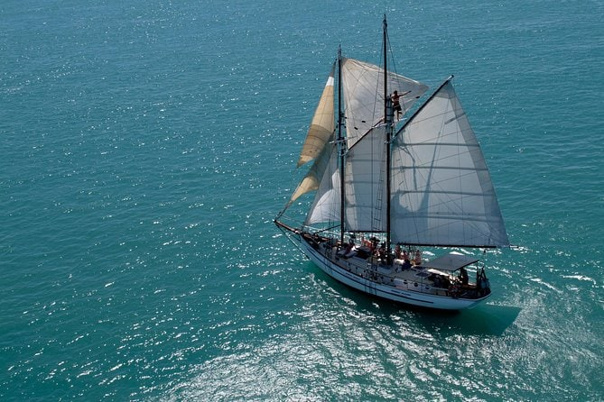 Whitsunday Islands Private Sailing Experience with Snorkeling & Langford Reef