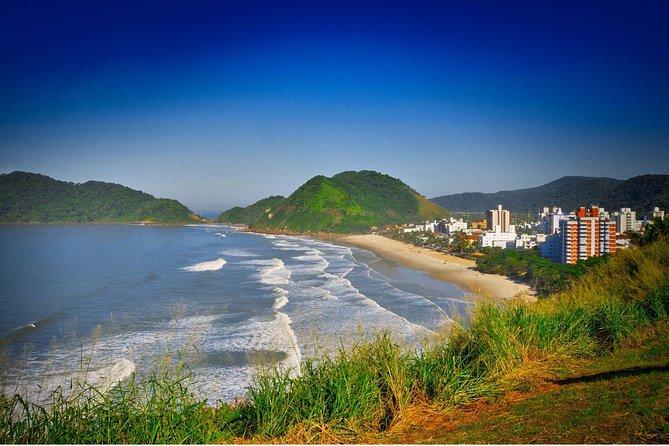Private 8-hour Tour to Santos City and Guarujá Island