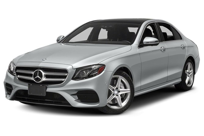 Luxury Private Jinan International Airport Transfer - Mercedes Benz E Class