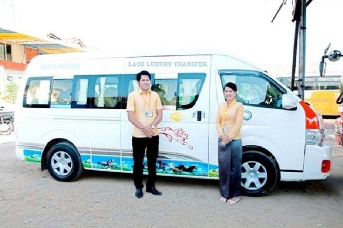 Shared Transfer from Luang Prabang to Vang Vieng