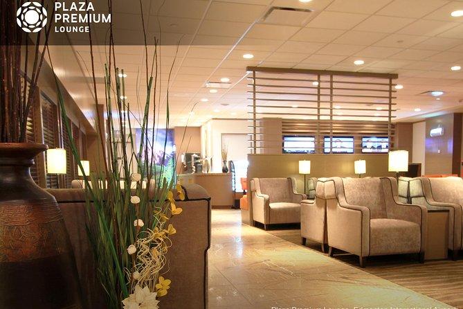 Edmonton International Airport Plaza Premium Lounge