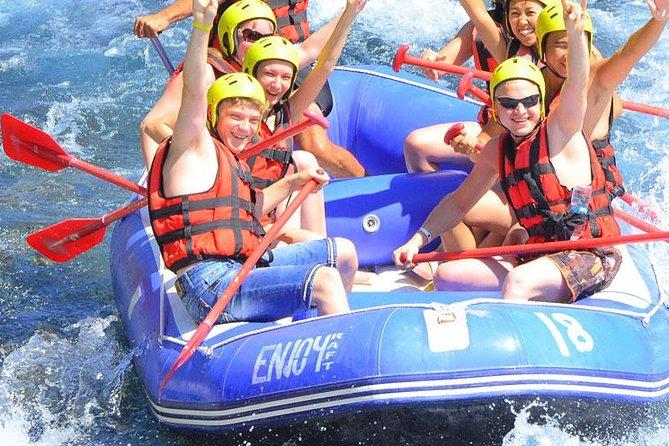 Koprulu Canyon Rafting and Canyoning Adventure