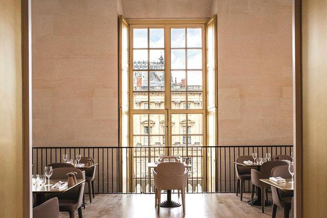優先入場:ヴェルサイユ宮殿への入場券とオール(Ore)レストランでの朝食
