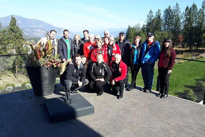 Okanagan Valley Express Wine Tour