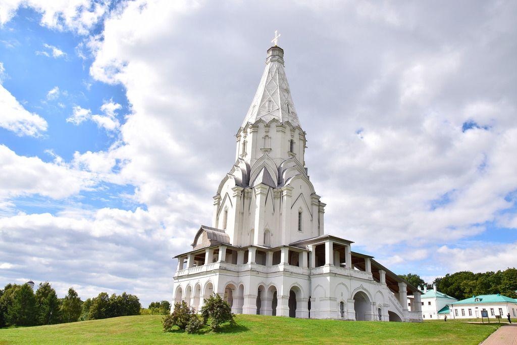 영어가이드 모스크바 지하철 건축학 투어 콜로멘스코예성당 투어