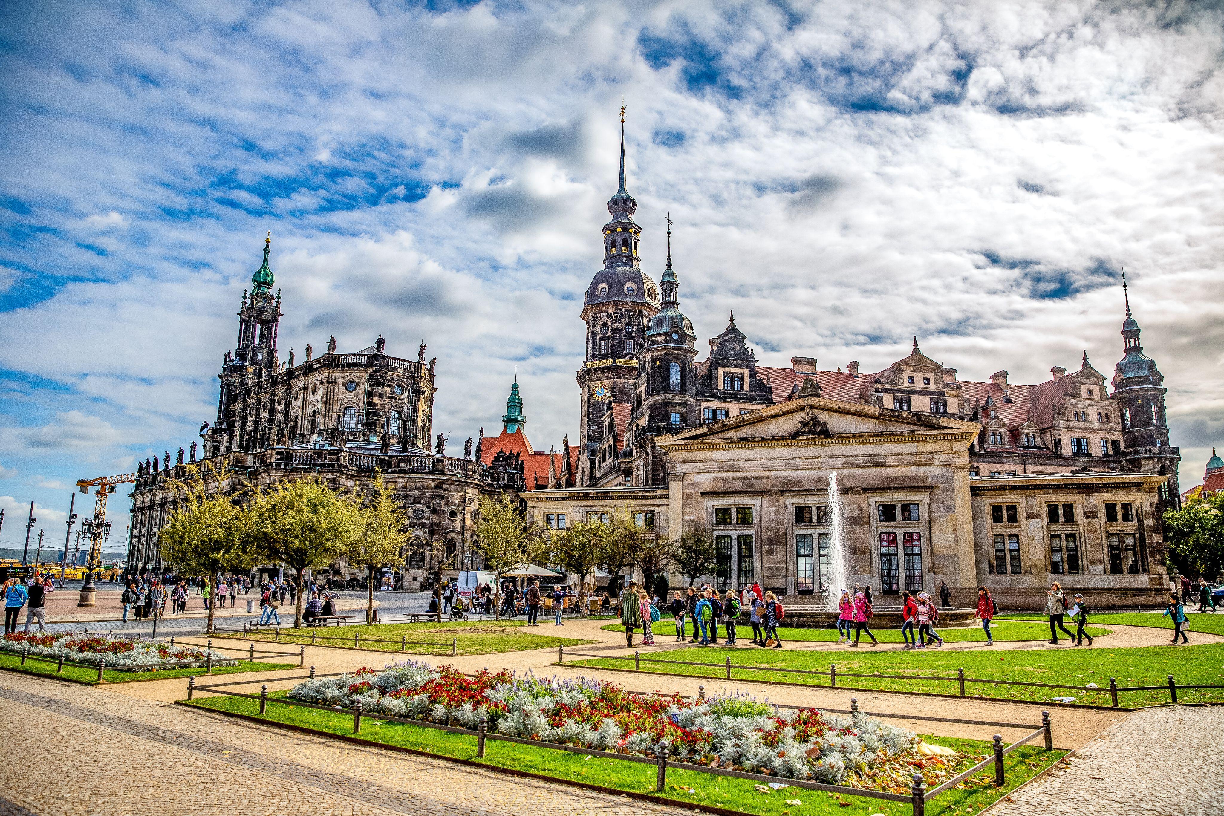 체코근교 프라하와는 또 다른 매력 문화와 예술의 도시 독일 드레스덴