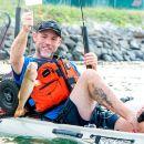 Kayak Fishing in Singapore, Island Hopper Tour