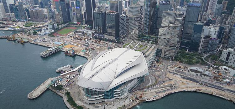 Heliservices Hong Kong Helicopter Tours